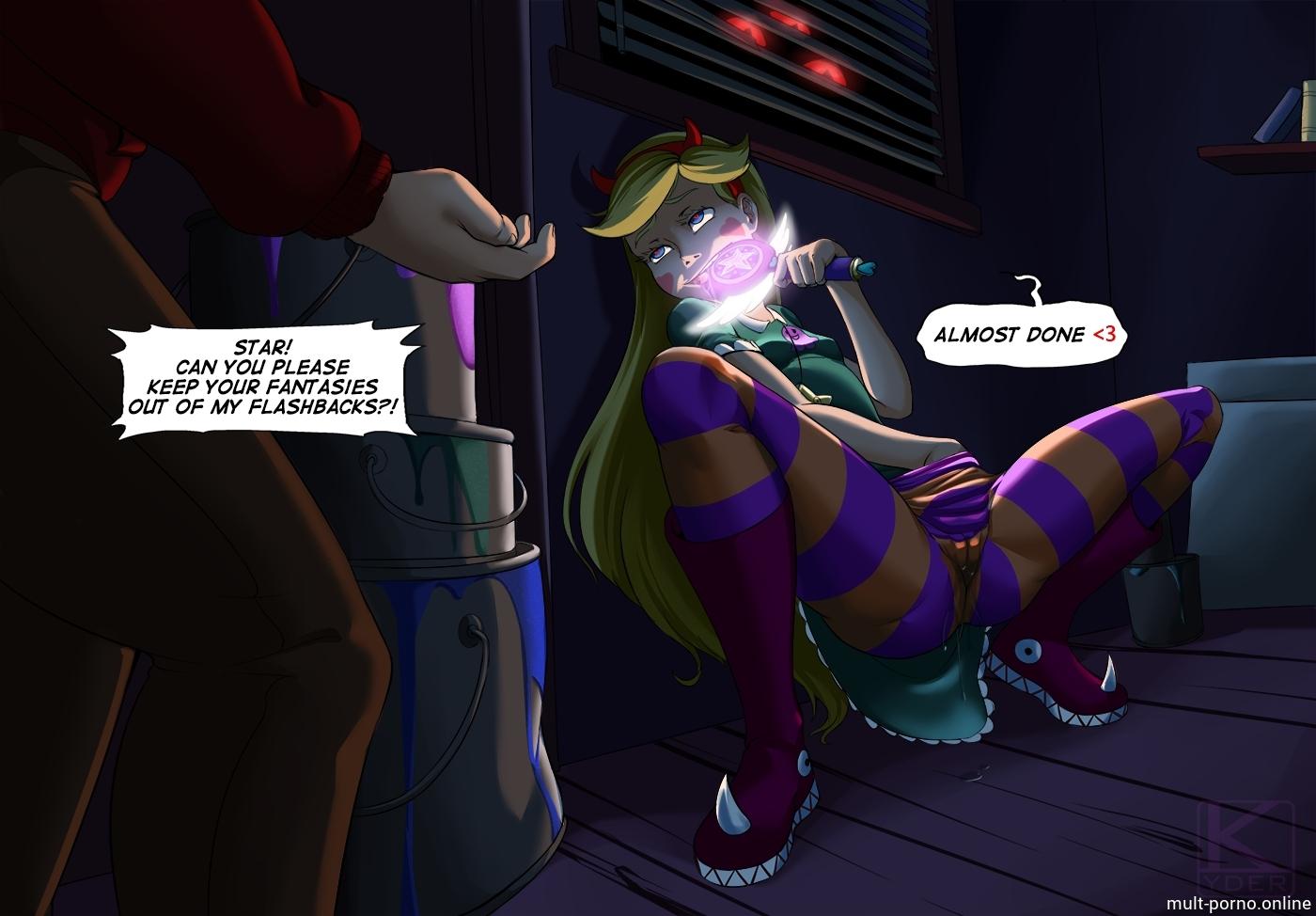 звездная принцесса и силы зла жестокое порно фото