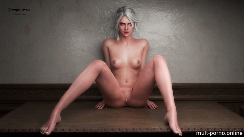 Ведьмак онлайн порно
