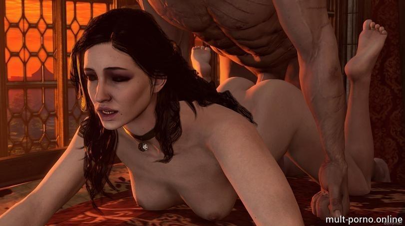 Ведьдьмак порно